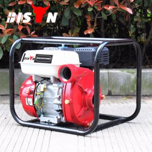 Bison 2 Inch Gasoline Engine Irrigation High Pressure Water Pumps pictures & photos