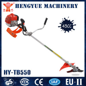 Hy-Tb550 Big Power, Lower Noise Brush Cutter 52cc pictures & photos