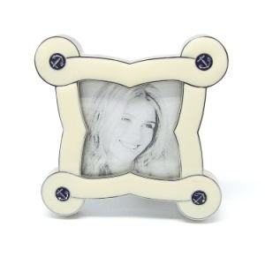 Decorative Wedding  Gift Metal Photo Frame Hx-1849 pictures & photos