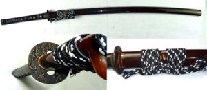 Handmade Japanese Samurai Sword O Katana/Real Sword Battle Ready
