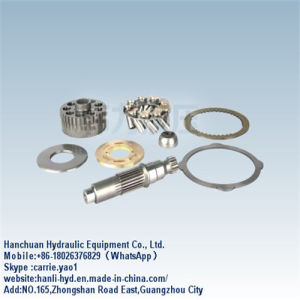 Kyb Hydraulic Swing Motor Parts for Komatsu Excavator (MAG26/33VP) pictures & photos