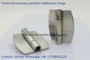 Factory Directly Toilet Cubicle Partition Hardware Sanitary Ware Spring Hinge pictures & photos
