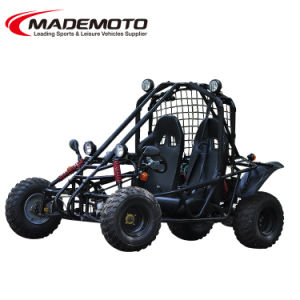 Adult Big 60V Electric Go Kart with 3000W AC Motor pictures & photos