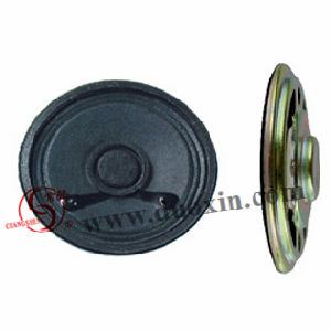 8 Ohm 57mm 0.5W Loudspeaker Mini Paper Mylar Speaker for Headphone Receiver pictures & photos