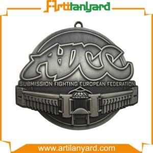 Customer Design Antique Silver Medal pictures & photos