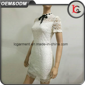 High Quality Hot Sale Custom Women Dress Ribbon Fashionable Streetwear pictures & photos