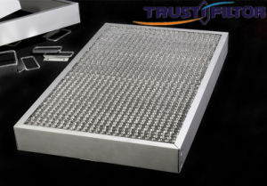 50mm Thick (495mm X 495mm) Commercial Honeycomb Filter for Canopy Rangehood pictures & photos
