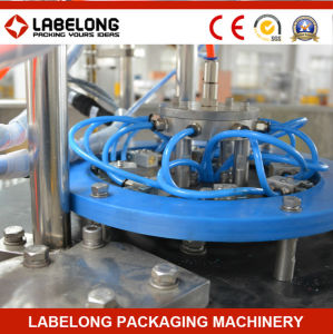 Big Bottle Edible Oil Filling Machine (GYF-12-5F) pictures & photos