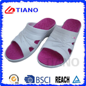 New Fashion Leisure EVA Slipper with Heel for Women (TNK35637) pictures & photos