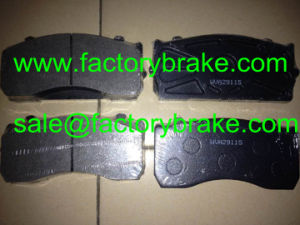 Commercial Vehicle Truck Parts Brake Pad Wva 29115/29148/29183 pictures & photos