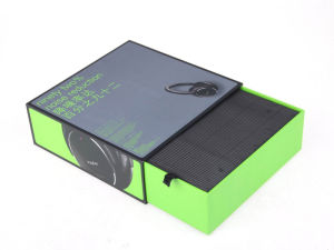 Headset OEM/ODM Colorful Paper Packaging Box with Customized Logo pictures & photos