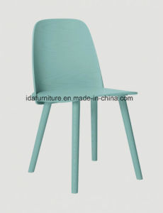 Modern Living Room Hotel Furniture Restaurant Wooden Nerd Dining Chair pictures & photos