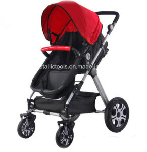 Swivel Wheels Foldable Wholesale Baby Stroller pictures & photos