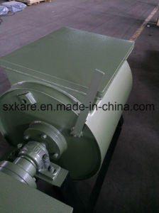 Forced Single Horizontal Shaft Laboratory Concrete Mixer (SJD-30) pictures & photos