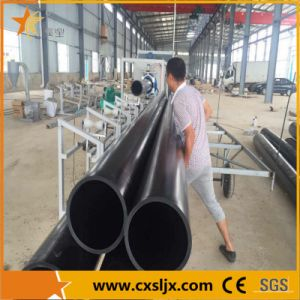 20-75mm PE Pipe Extruding Machine with Loader and Dryer pictures & photos