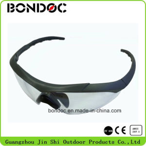 Outdoor Changeable Safety Sports Glasses pictures & photos