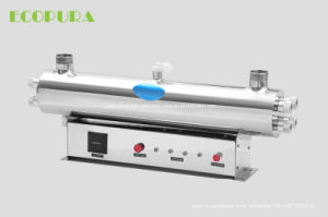 High Quality Water Disinfection UV Sterilizer pictures & photos