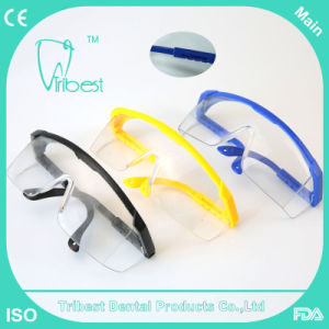 Disposable Dental Products Adjustable Safety Glasses pictures & photos