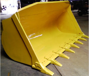 High Quality Wear Resistance Komatsu Loader Bucket pictures & photos