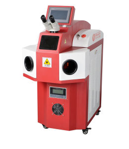 2016 High-Precision Jewelry Laser Welder with CCD Observing System pictures & photos