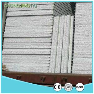 EPS Cement Sandwich Panel & Hottest Best Sale Polystyrene EPS Color Steel Sandwich Panel pictures & photos