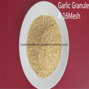 Air Dehydrated Garlic Granule 8-16mesh Strong pictures & photos
