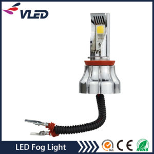 Newest 15W H11 Motorcycle Auto LED Fog Lamp, 1200lm 9-16V LED Headlight pictures & photos