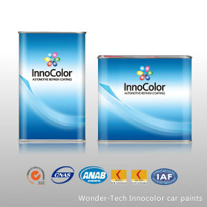 Innocolor High Gloss 2k Car Refinish Acrylic Clear Coat for Car pictures & photos