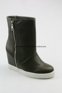 New Arrival Fashion Lady Shoes High Heel Boots pictures & photos