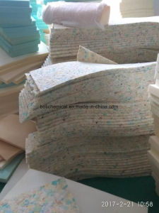 Professional Manufacturer PU Bonding Adhesion Glue for Re-Bond Foam pictures & photos