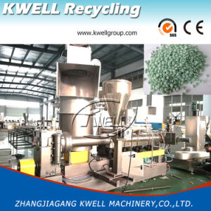 Plastic Extruder/EVA/ABS/PP Granulating Machine with Force Feeder pictures & photos