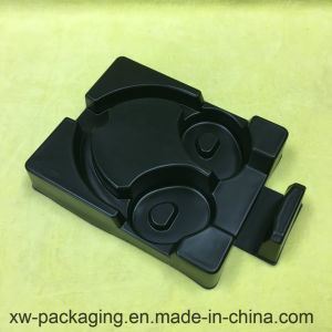 Black Blister Packing Tray for Headset pictures & photos