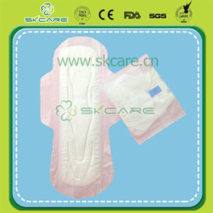 320 Super Night Good Absorbency Sanitary Napkin pictures & photos
