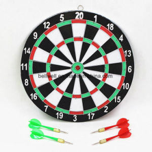 "Children′s Double Wall Darts Board Set 12"" pictures & photos"
