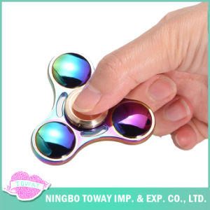 Metal Hand Finger Spinner DIY Fidget Toys for Adults pictures & photos