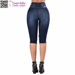 2017 New Arrival Fashion Denim Jeans for Women L537 pictures & photos