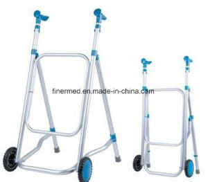 Aluminum Easy Folding Walker pictures & photos
