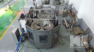 Automatic Carbonated Drinking Filling Production Project pictures & photos