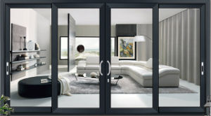 Made in China Professional Powder Coated Aluminum Sliding Door pictures & photos
