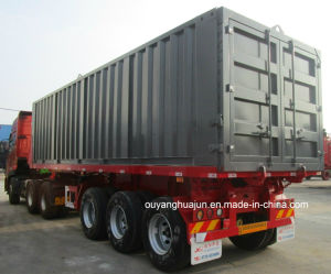 9.5 Meters Rear Dump Semitrailer pictures & photos