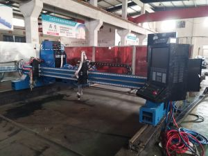 CNC Metal Fabrication Cutting Plasma Cutting Machine pictures & photos