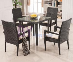 PE Rattan Bar Furniture Dining Furniture Set pictures & photos