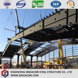 Steel Structure Heavy Industrial Plant with Ventilation pictures & photos