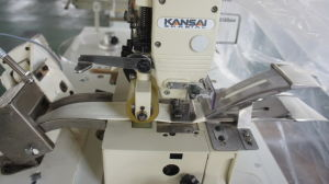 Mattress Farbic Handle Quilting Machine (CLD3) pictures & photos