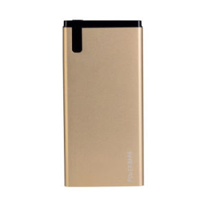 Portable Power Bank with LED Display Business Mobile Phone Charger 8000mAh