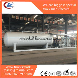 50tons LPG Filling Station Storage Tank 120cbm Gpl Storage Tanks pictures & photos