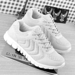 2017 New Women Running Shoes, Breathable Sport Shoes, Zapatos pictures & photos