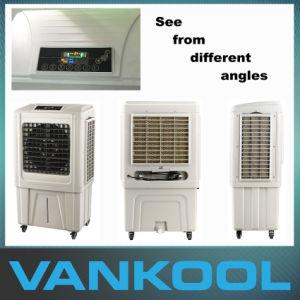 Low Power Consumption Evaporative Air Cooler Fan Portable Air Conditioner pictures & photos