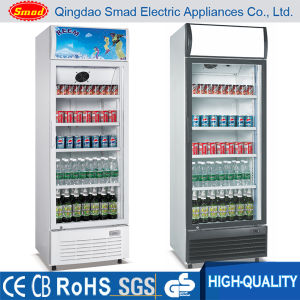 Commercial Single Glass Door Display Fridge pictures & photos