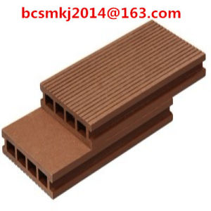 New Welcome Waterproof Baochu WPC Decking for Green Building Material pictures & photos
